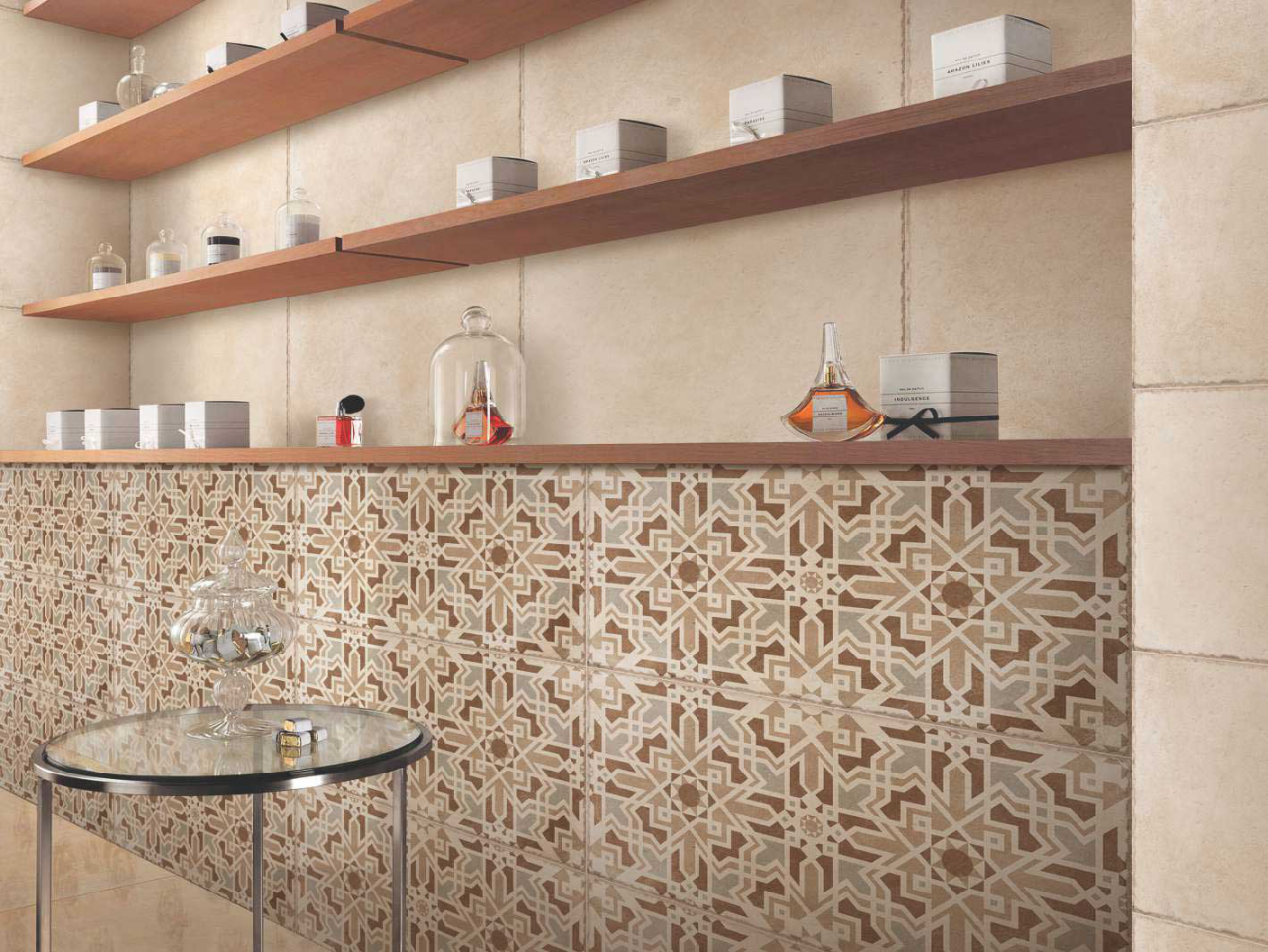Modify the heart of your home with best kitchen wall tile ideas
