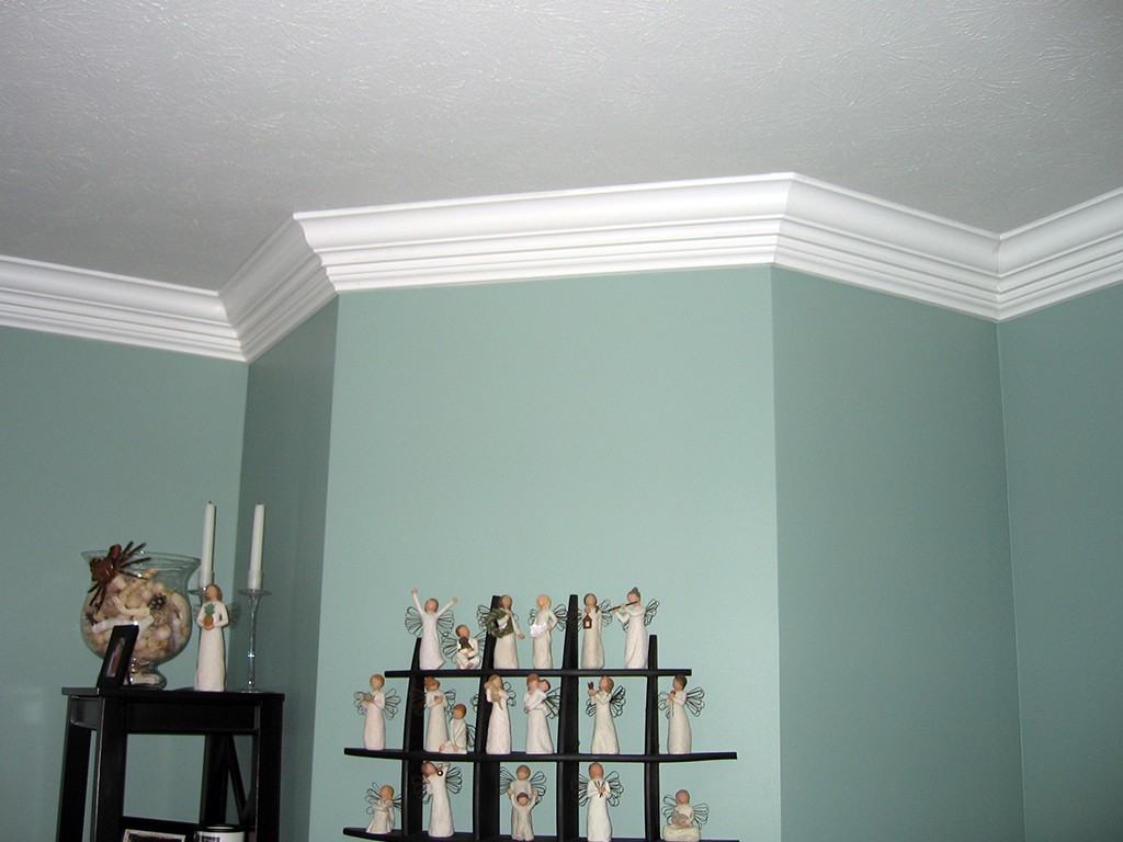 Easy Crown Moldings are Stylish and Easy