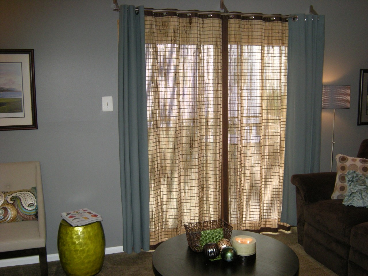 Elegant Door Window Curtains
