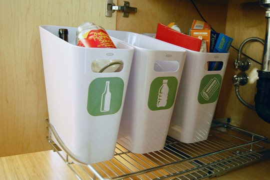 Cleaning Innovation Through Diy Recycling Bins
