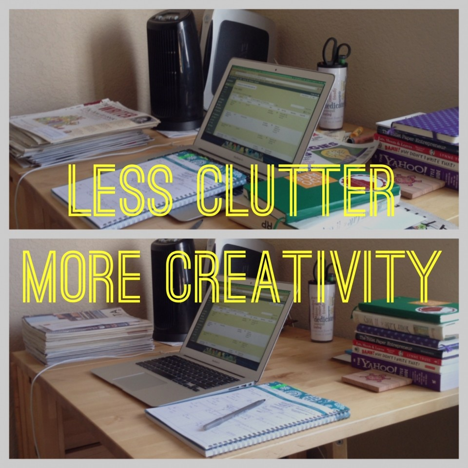 Clutter or creativity? How to incorporate your collection into a manageable display
