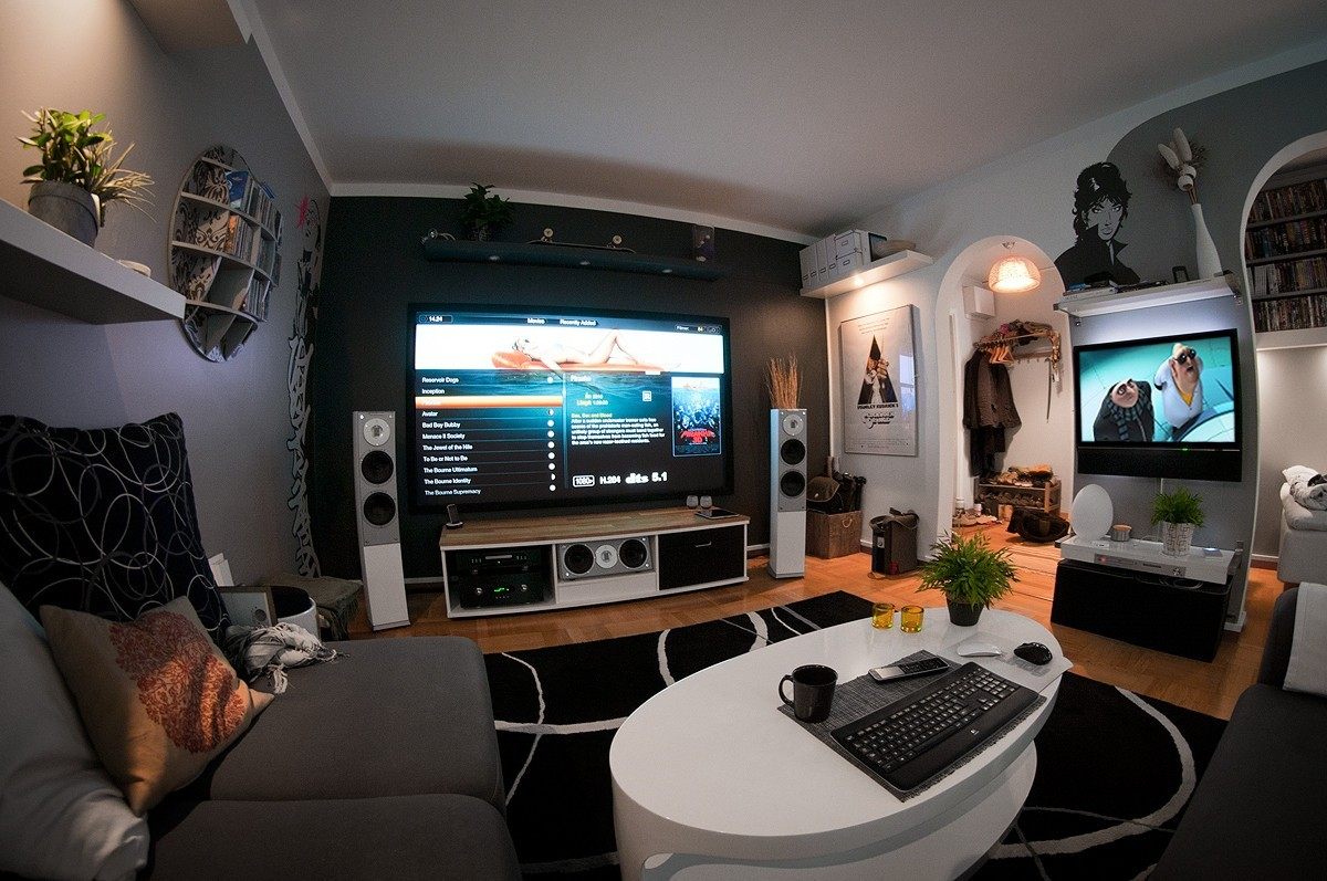 Discover the greatness of in-home streaming services and turn your living room into the ultimate entertainment room!