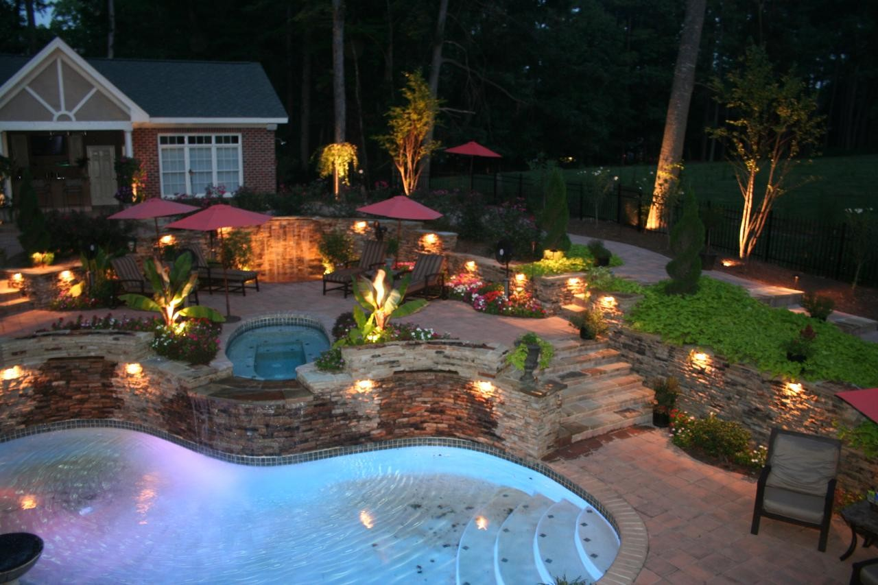 Lighting for your unique outdoor space