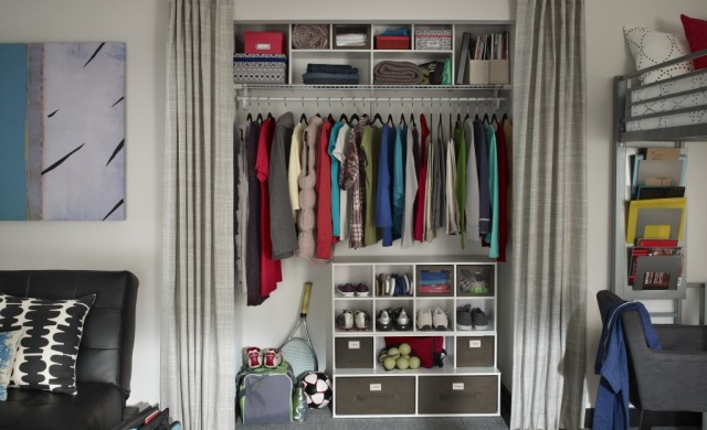 5 Ideas for your Dorm Room..Our best storage tips