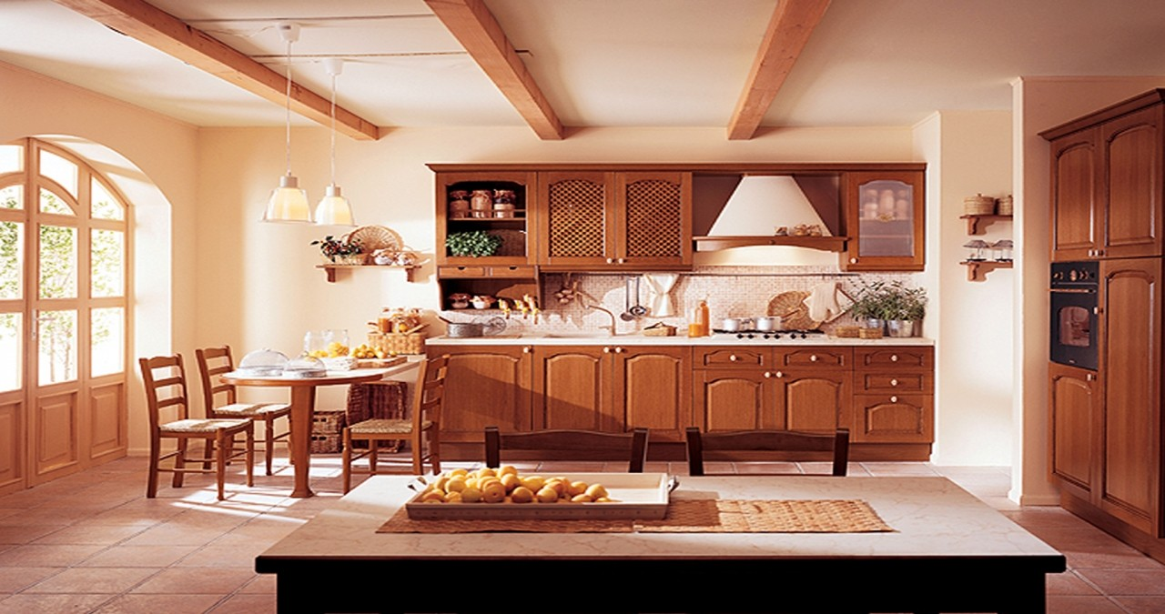 Using Antique Kitchen Furniture To Enhance Your Decor