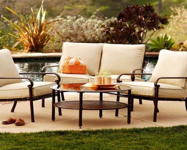 Some Accessories for the Exterior Living Spaces