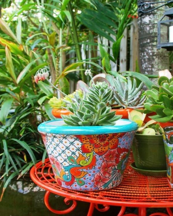 Tips for successful landscaping with patio pots