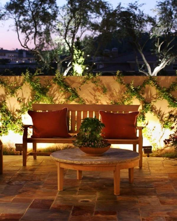 Types of Lighting Arrangements Used in Landscape Lighting