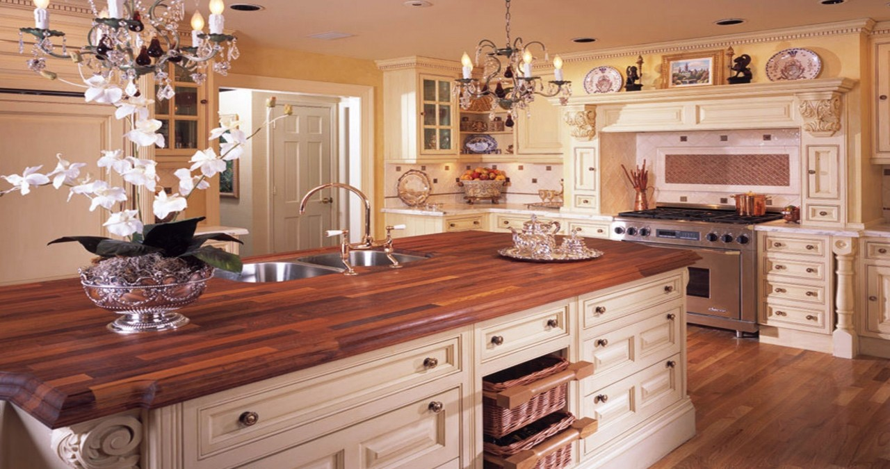 5 Interior Design Ideas for a Country Kitchen
