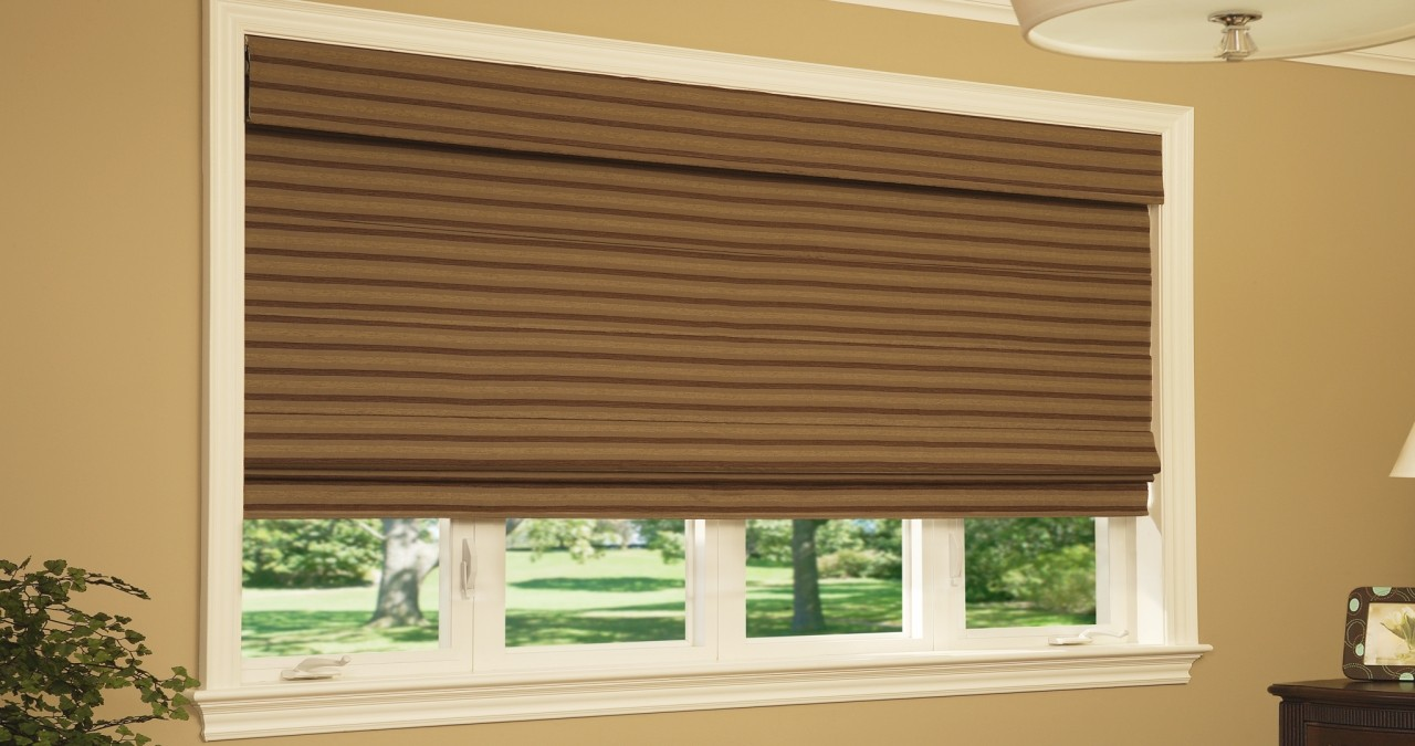 Using Window Shades as Accent Pieces in a Room