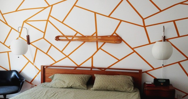DIY Tips for Painting Geometric Shapes on Your Walls