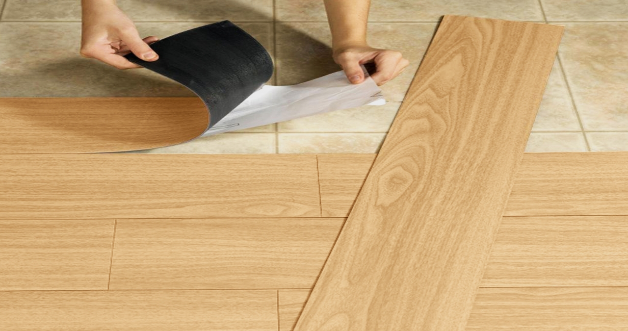DIY Tips For Installing Self Stick Floor Tiles