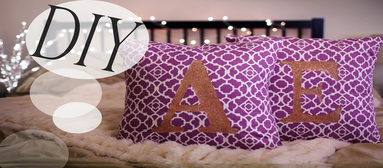 DIY tips for making a pillow