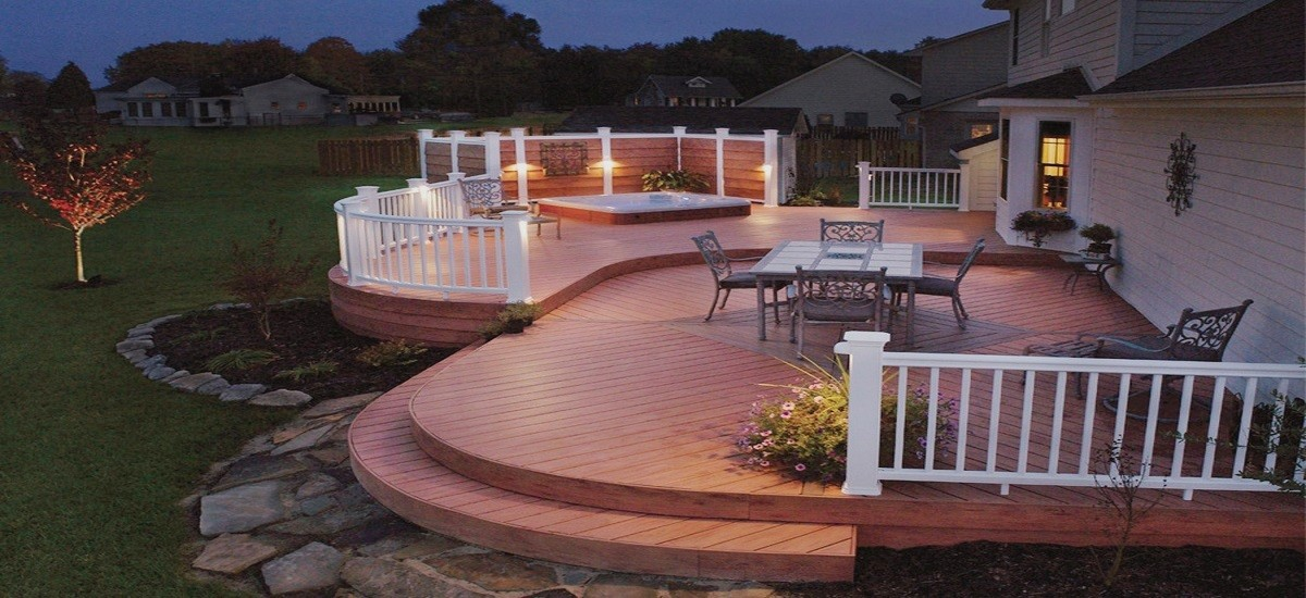Top deck staining and decorative ideas you should know
