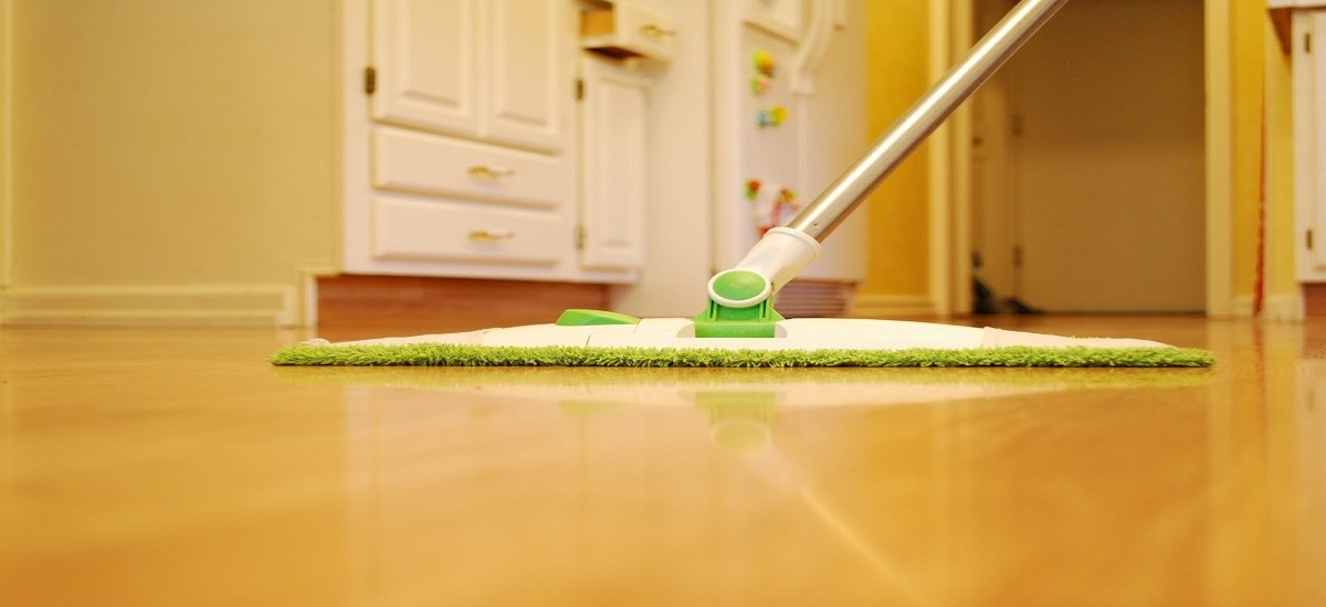 DIY tips on cleaning hardwood floors