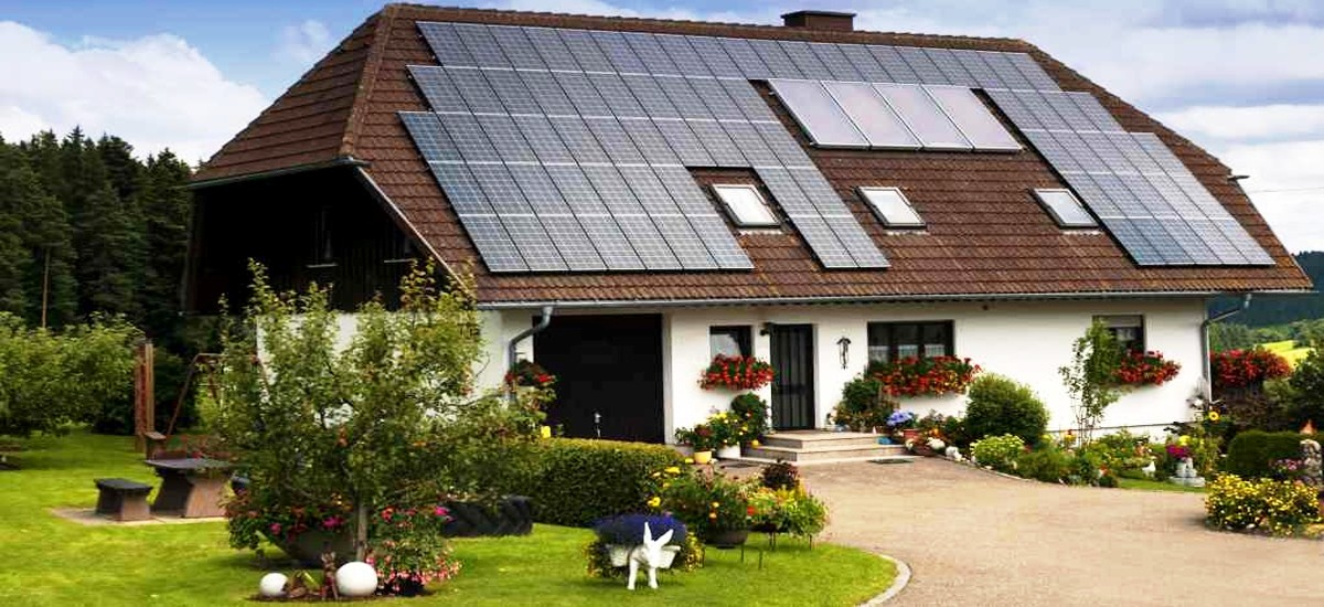 Tips for an energy efficient house