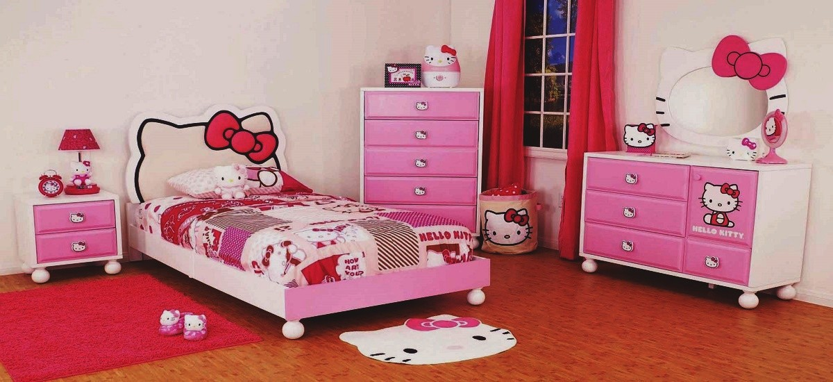 Decorating your Teenager's Daughter Room on a Budget