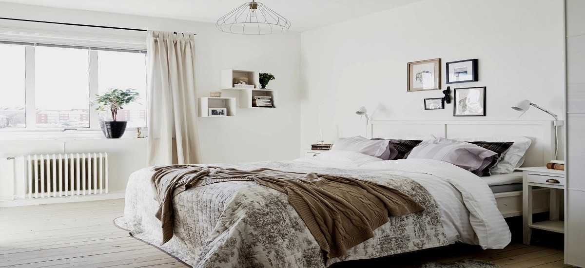 How to Make your Small Bedroom Feel Spacious