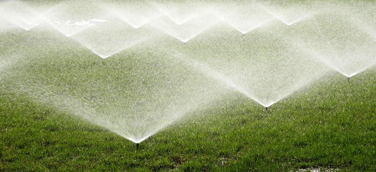 Efficient Watering Of Lawns