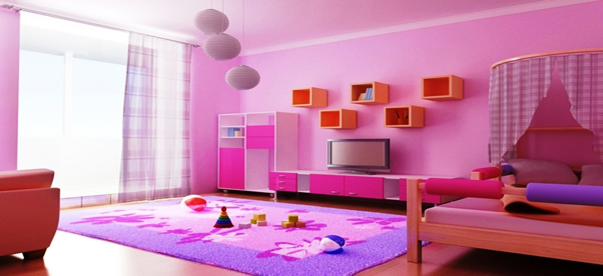 Tips on interior design of a child's room