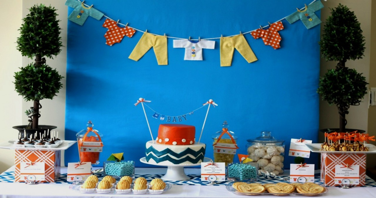 DIY Tips for decorating for a baby shower