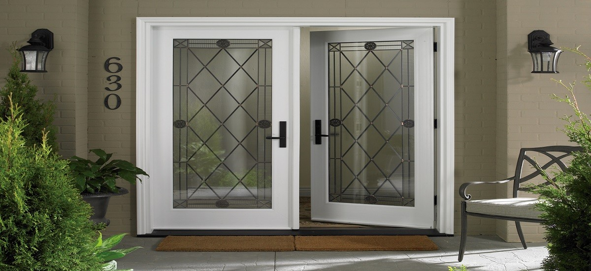 Exterior steel doors- the best combination of security and design
