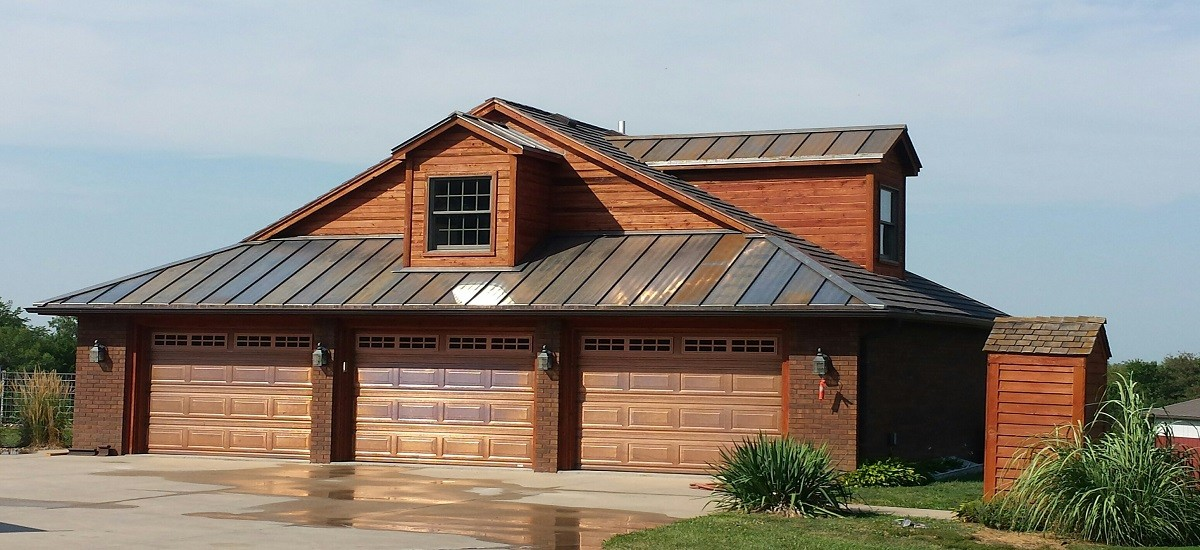 Adding new tiles or shingles to your home's exterior